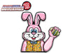 Jelly Bean the Bunny WiperTag with Decal