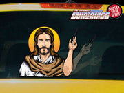 Jesus Christ Blessing Waving WiperTags
