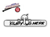 Kilroy Was Here WiperTags