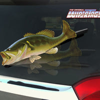 Flopping Largemouth Bass WiperTag