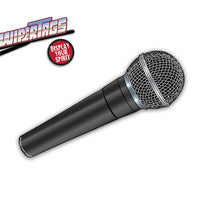 Microphone for Singers and DJs WiperTags
