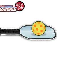Pickleball Paddle WiperTag