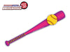 Pink and Purple Softball Bat WiperTags