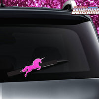 Sparkle Pink Unicorn WiperTag