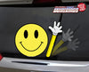 Have a Nice Day Smiley WiperTags