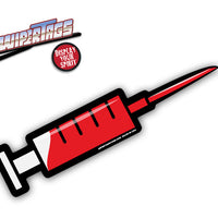 Syringe Needle WiperTags