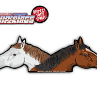 Horses WiperTags