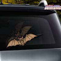 Flying Vampire Bat WiperTags