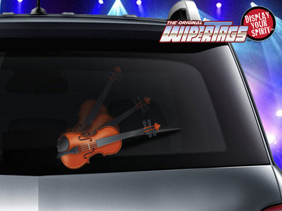 Violin WiperTags