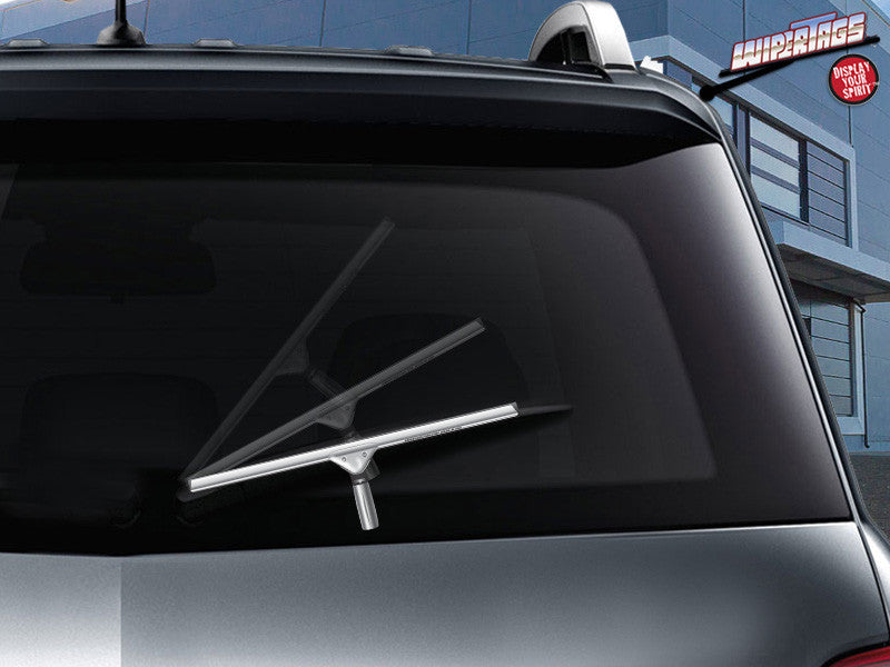 Window Squeegee WiperTags