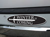 Winter is Coming WiperTags with Sword