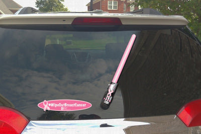 Pink Sabers for National Breast Cancer Foundation