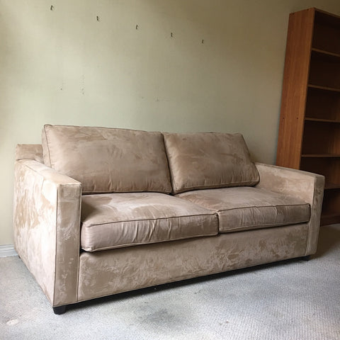 Crate & Barrell Davis Sofa (#6915)