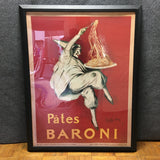 Framed Pȃtes Baroni Posted (#6417) - The Things And Stuff - 2
