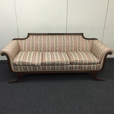 Duncan Phyfe Vintage Sofa (#3420) - The Things And Stuff - 1