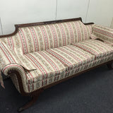 Duncan Phyfe Vintage Sofa (#3420) - The Things And Stuff - 10