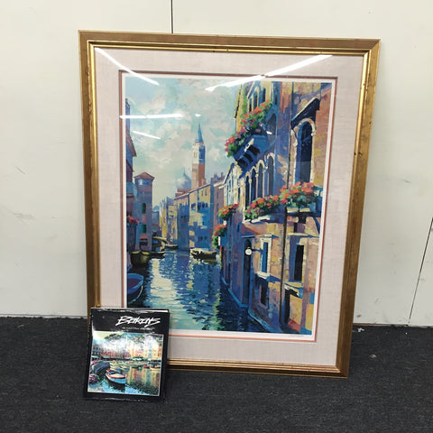 "Howard Behrens' ""Morning in Venice"" (#4349) - The Things And Stuff - 1"