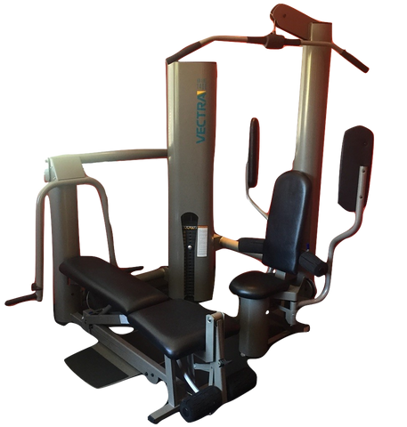 Vectra 1400 Corner Home Gym (#7004)