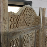 Rustic Indian Room Divider (#6983)