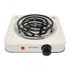 Parrilla Eléctrica 1 Quemador #PARREL-1T Light Shock
