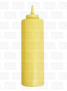 Recipiente Para Aderezo 24OZ Amarillo DS163A BFW