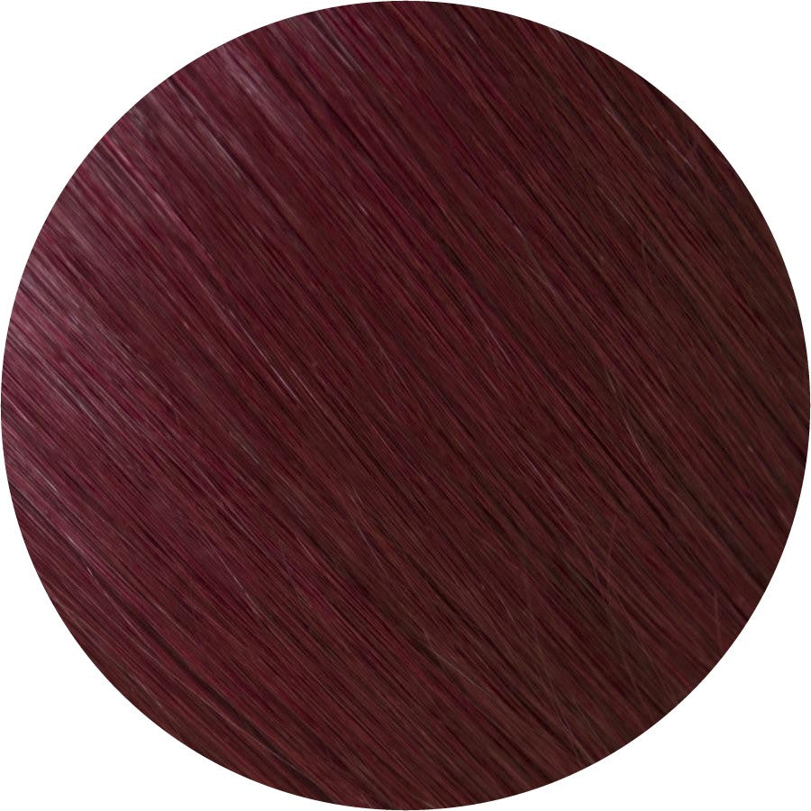 "#99 Mahogany   | 18"" Clip In Extensions"