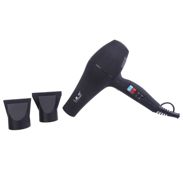 Black Rubber | Ion Dryer