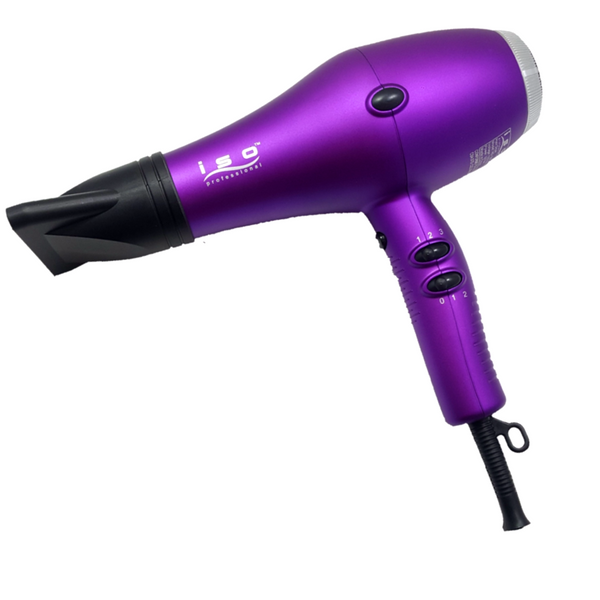 "Purple Metallic ""Soft Touch"" Nano Pro 