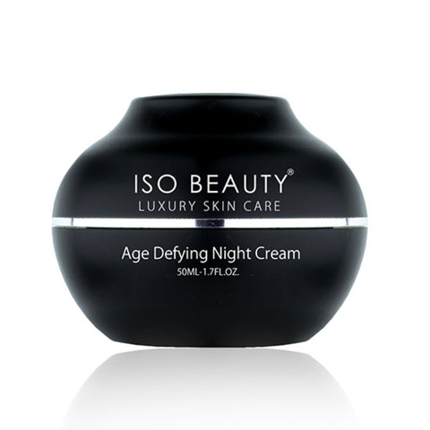 Age Defying Night Cream w/Caviar | Skincare