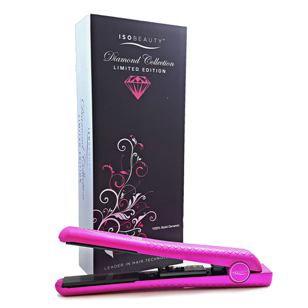"Metallic Pink 1.25"" Diamond 