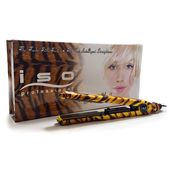 "Yellow Tiger 1"" Turbo Silk 
