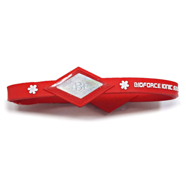 Red BioForce Balance Bracelet | Accessories