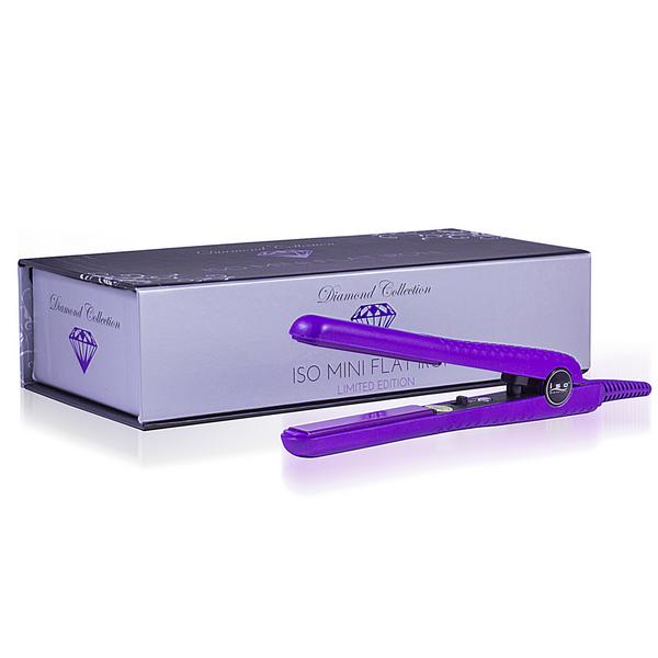 "Purple 0.5"" Diamond Mini 