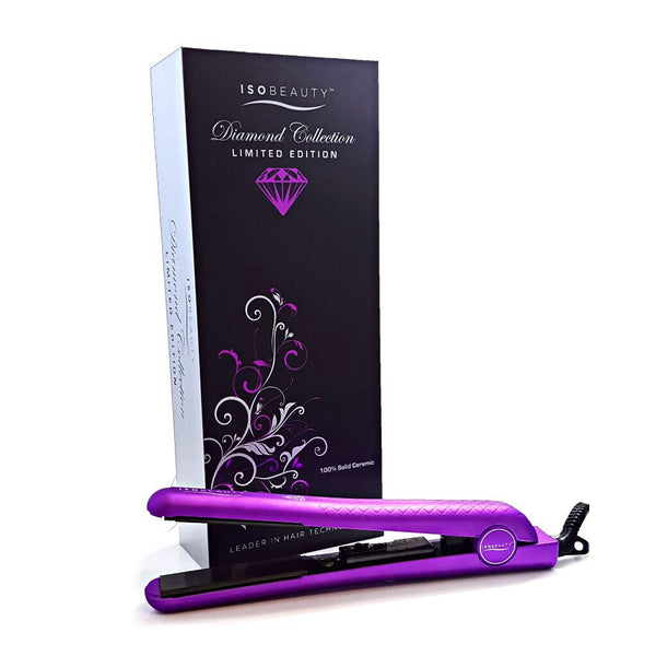 "Metallic Purple 1.25"" Diamond 