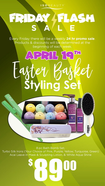 Easter Basket Styling Set