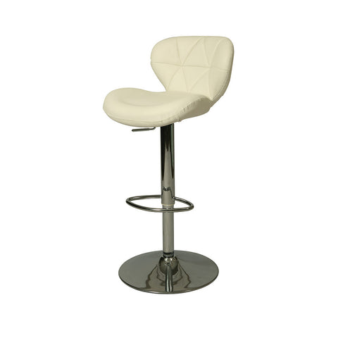 Pastel Aegean Coast Adjustable Bar Stool_Bar Stool - Barstool Boutique