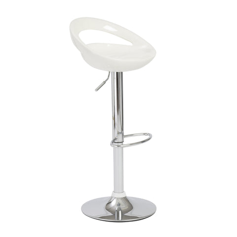EuroStyle Agnes Adjustable Bar Stool_Bar Stool - Barstool Boutique