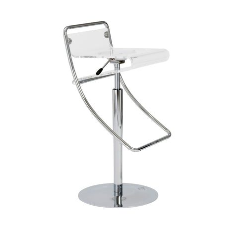 Bar Stool - Angelita Adjustable Bar Stool