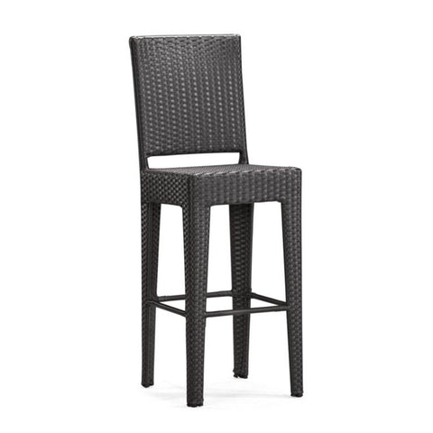 Zuo Anguilla Bar Chair_Bar Stool - Barstool Boutique
