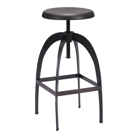 Zuo Aristotle Bar Stool_Bar Stool - Barstool Boutique