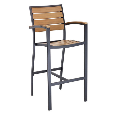 Florida Seating Aruba Bar Armchair_Bar Stool - Barstool Boutique