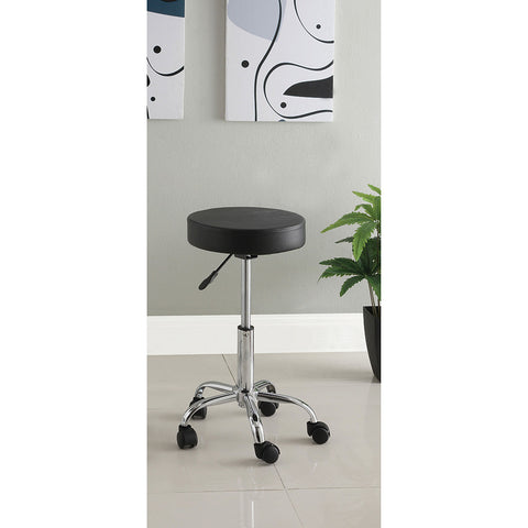 Furniture of America Ascon Adjustable Bar Stool_Bar Stool - Barstool Boutique