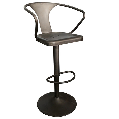 !nspire Astra Adjustable Bar Chair_Bar Stool - Barstool Boutique