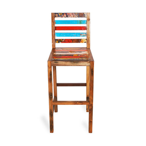 EcoChic Barefoot Bar Chair_Bar Stool - Barstool Boutique