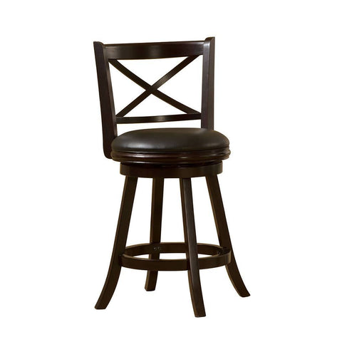 Furniture of America Barnes Counter Chair_Bar Stool - Barstool Boutique