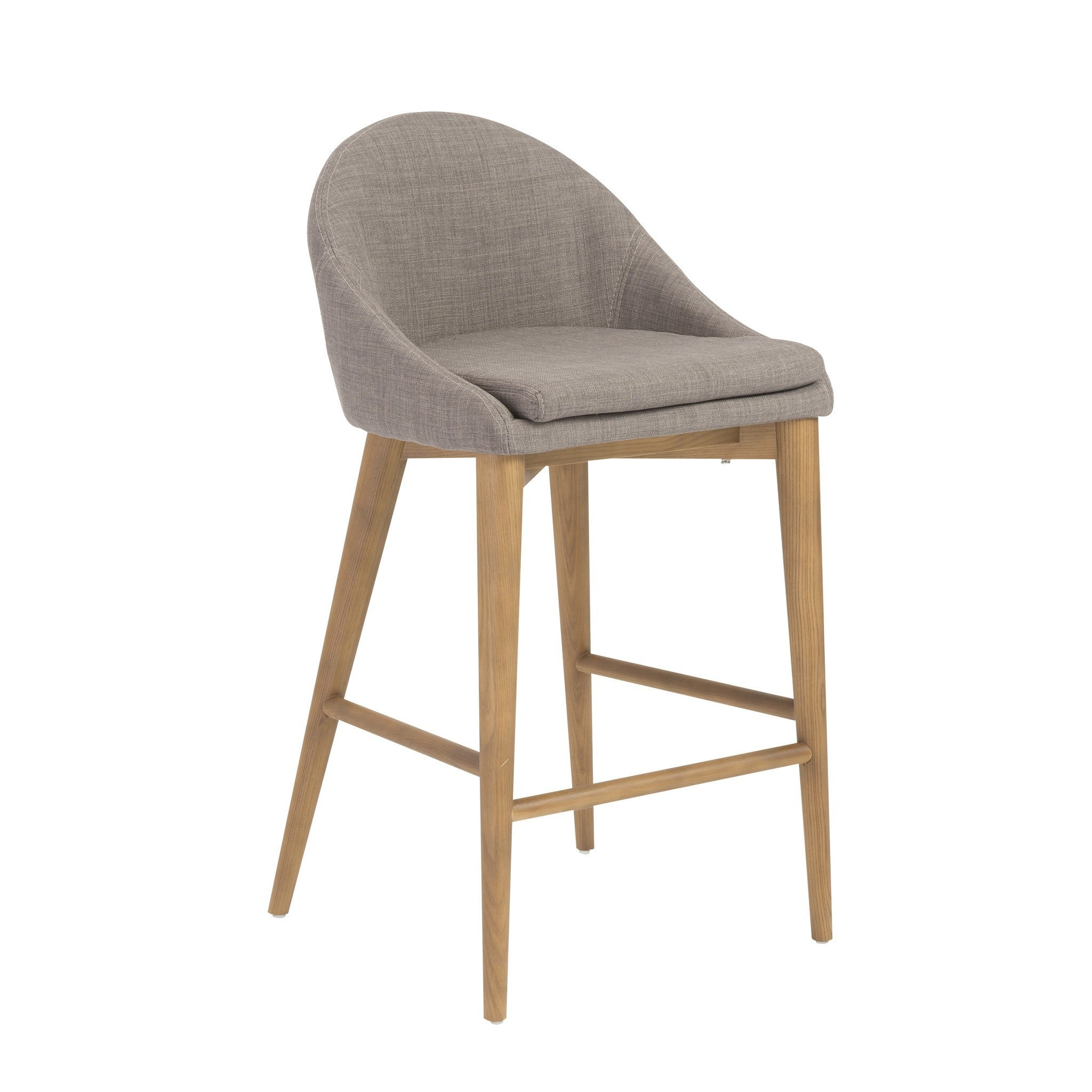 Euro Style Baruch Counter Chair Bar Stool Boutique