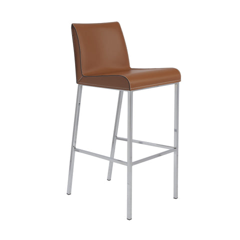 EuroStyle Cam Bar Chair (Set of 2)_Bar Stool - Barstool Boutique