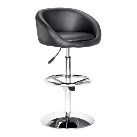 Zuo Concerto Adjustable Bar Chair_Bar Stool - Barstool Boutique