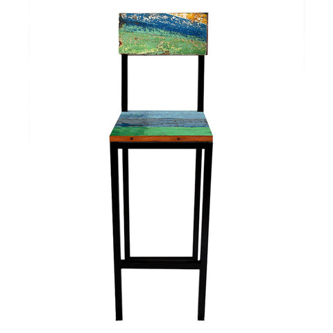 EcoChic Fin and Tonic Bar Chair_Bar Stool - Barstool Boutique