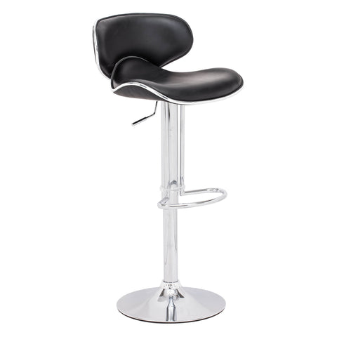 Zuo Fly Adjustable Bar Chair_Bar Stool - Barstool Boutique